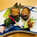 150701209 - ナガラメ味噌焼き