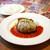 キッチン ロックポット - チーズトマトハンバーグ(レギュラー180g)¥1,050
