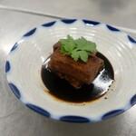 ルー水豆腐