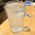 150708950 - 普通のレモンサワー199円(218円)