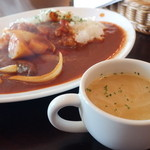 アットイーズ - コンソメスープ