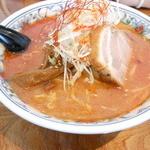 麺や 翔 - 辛味噌ラーメン