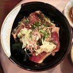 15071791 - 炙りカツオ漬け丼 1000円