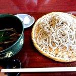 手打蕎麦 宇左ヱ門 - 鴨汁そば!(2012,09/29)
