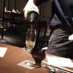 いちょう坂 - スパークリングワイン