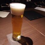 いちょう坂 - 生ビール