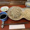 Bompoan - 料理写真:合もり(白黒ざる) 1250円
