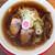 肉煮干し中華そば さいころ - 料理写真:煮干しそば(700)