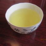 手打蕎麦 宇左ヱ門 - ダッタンそば茶!(2012,09/29)