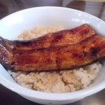 三陽寿司 - 鰻丼。950円!!