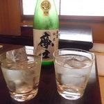 三陽寿司 - もうちょっと飲んじゃえ