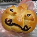 ブラッサム - 料理写真:チョコパン¥80(カボチャ大魔王)