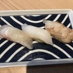 寿司と串とわたくし -