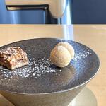 テアトロ ディ マッサ - 茶菓子