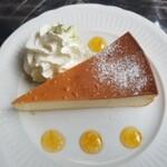 150728654 - ベイクドチーズケーキ