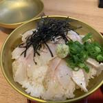 日本海 - のどぐろ丼
