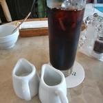 Pesca Cafe - 食後:アイスコーヒー