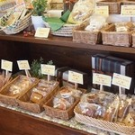 ナオ - 焼き菓子コーナー