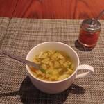 プリバディ - スープと辛いソース