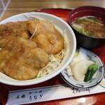 150732529 - ソースカツ丼(ロース):900円