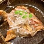 希凛 - 鯛のあら炊き♪