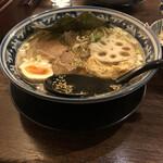 和風楽麺 四代目 ひのでや - ひのでやラーメン。