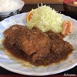 とんかつ二幸 - 料理写真:ポーク生姜焼
