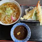 菜の華うどん - 料理写真: