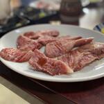 焼肉みつなし - 上カルビ(単品)