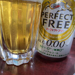 焼肉みつなし - ノンアルコールビール