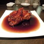 豪火 - 料理写真:酢豚