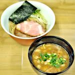 麺処 有彩 - 料理写真:'21.04こってりつけ麺