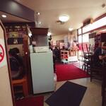 彩華ラーメン - 店内の様子