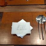 Lilla - ◆テーブルセッティング◆♪