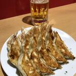 150757622 - 石松餃子15個入/静岡麦酒樽生