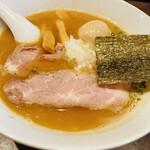 150757996 - 【2021/5】醤油ラーメン(味玉TP)