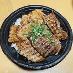 マルハのカルビ丼 - 料理写真:【2021/5】合盛カルビ丼