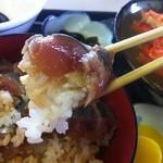 鈴木食堂 - さんま丼