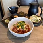 USHIABURI - 源氏和牛肉まぶし