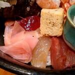一寸法師 - 上海鮮丼