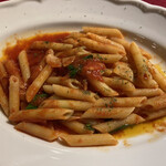 ORIENTAL KITCHEN ITALIANA - ペンネ アラビアータ 美味しいペンネを食べる感じです