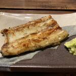 鰻のひろ田 - 白焼き1枚 1,650円