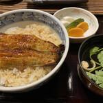 鰻のひろ田 - うな丼 秀吉(1枚) 2,530円