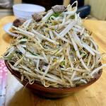 前田食堂 - 牛肉そば