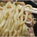 かぐら - 丈夫な食感の麺