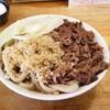 せんしゅう - 料理写真:肉ダブル1.5盛