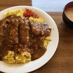 さぼーる - 料理写真:チキンカツカルカッタ