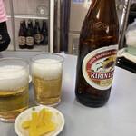 まゆみの店 - 瓶ビール