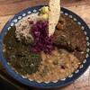 spice curry mokuromi - 料理写真:3種盛り