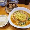 大衆中華 山水 - 料理写真:スーラータンメン+シューマイセット2021.05.03